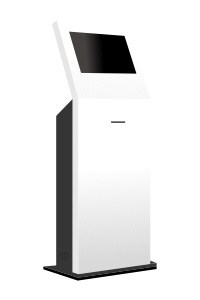 Box Antrian Kiosk Monitor 19 20 21 24 inch