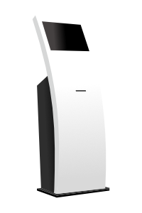 Box Antrian Kiosk Monitor 19, 20, 24 inch
